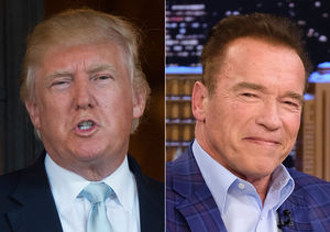 President Trump Disses 'The Celebrity Apprentice' Again — Arnold…