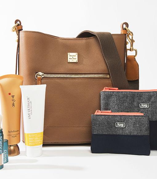 Win It! A Golden Globe Awards Gift Bag