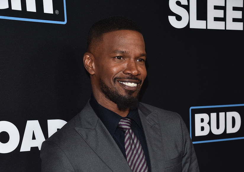 Jamie Foxx Has Adorable Date Night with Daughter at 'Sleepless' Premiere