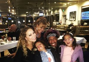 Mariah Carey & Nick Cannon Reunite After Her NYE Disaster, Plus: Ryan…
