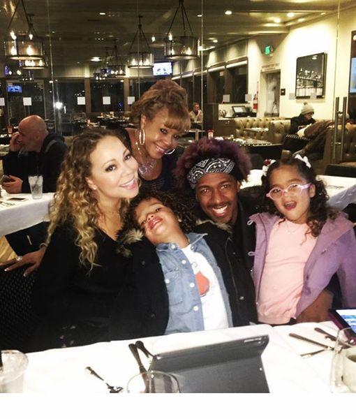 Mariah Carey & Nick Cannon Reunite After Her NYE Disaster, Plus: Ryan…