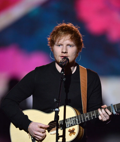 He's Back! Ed Sheeran Releases Two New Songs