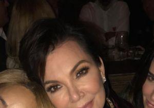 Kris Jenner's Kardashian Flashback Pic Is Too Adorable