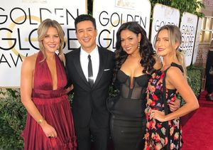 Mario Lopez, Charissa Thompson, Tracey Edmonds & Renee Bargh Heat Up the…