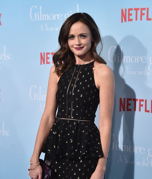Alexis Bledel Reveals What She Knows About Another Season of 'Gilmore Girls'