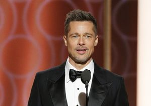 Has Brad Pitt Dropped Some Weight Since His Split with Angelina Jolie?