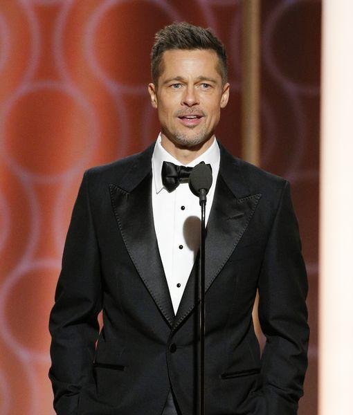 Brad Pitt's Golden Globes Surprise Amid Custody Battle Drama