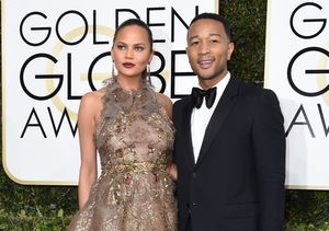 John Legend & Chrissy Teigen Give Update on Baby Luna
