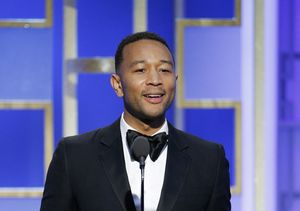 John Legend Speaks Out on Paparazzo's Racist Joke, Plus: His 'Beauty and the…