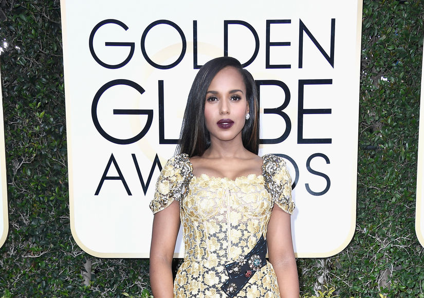 Kerry Washington Dishes on Life with Two Kids