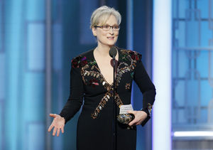 Stars React to Meryl Streep's Golden Globes Speech About President-elect…