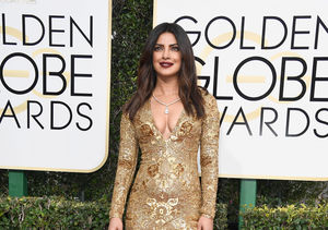 What Did 'Quantico' Star Priyanka Chopra Wear to the Golden Globes?