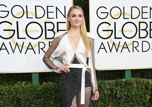 Sophie Turner Can't Believe 'Game of Thrones' Season 1 Poster…