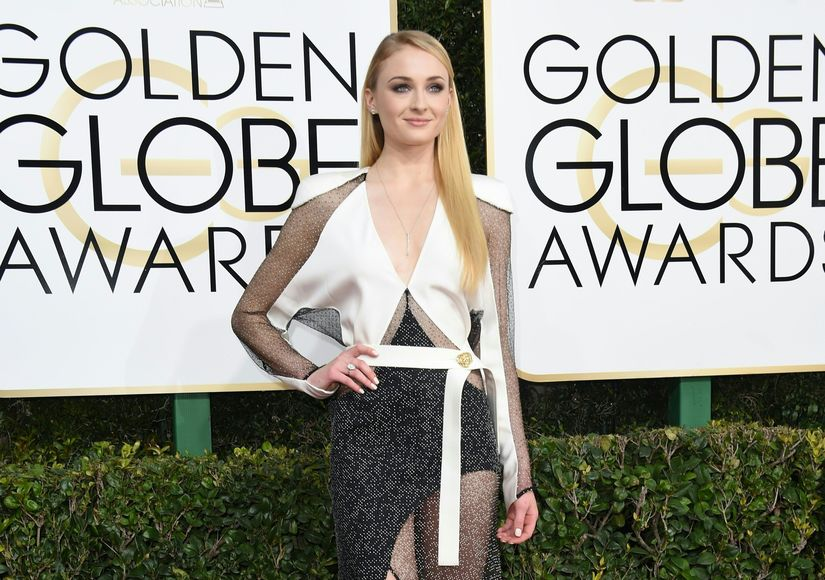 Sophie Turner Can't Believe 'Game of Thrones' Season 1 Poster Basically Gave Away the Ending