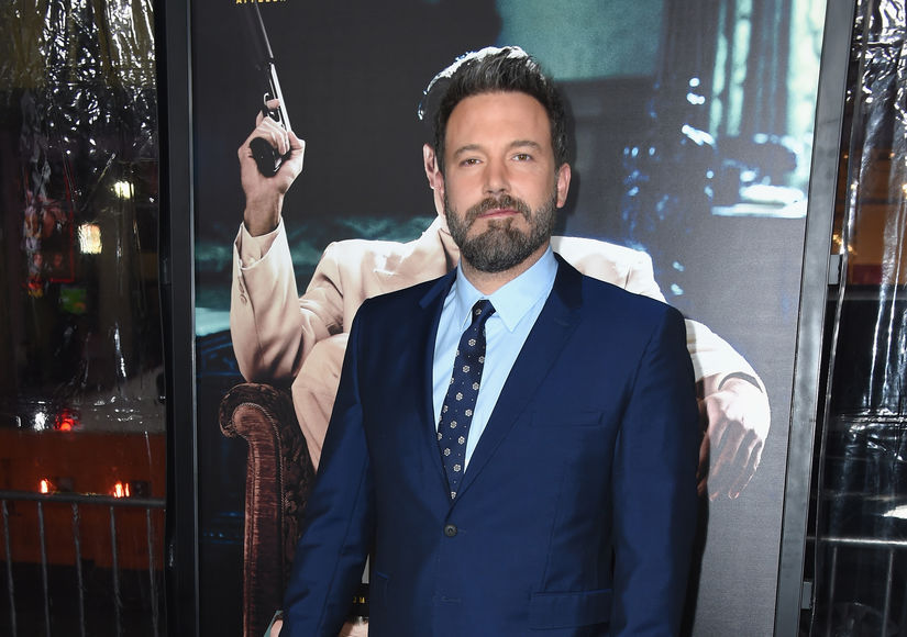 Ben Affleck Completes Treatment for Alcoholism