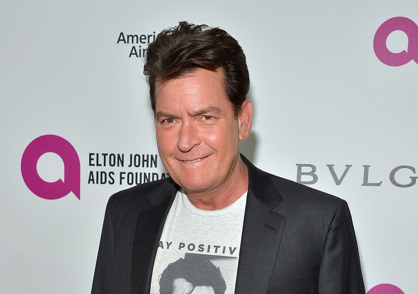 Charlie Sheen Speaks on Meryl Streep's Golden Globes Speech & Running for…