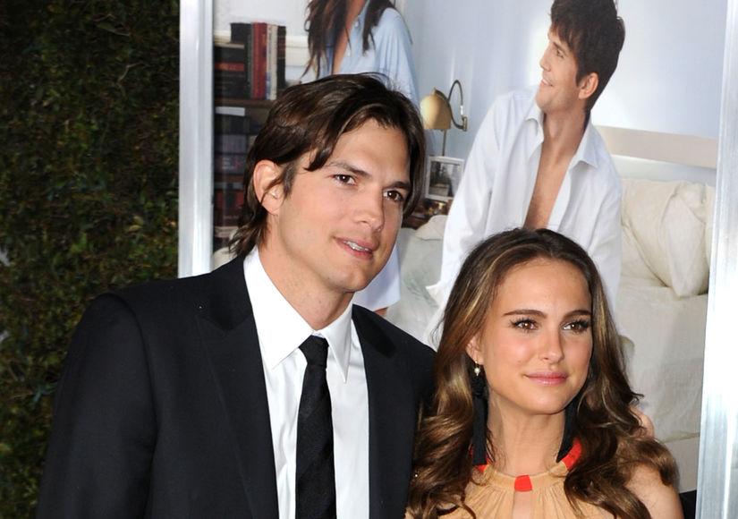 Natalie Portman Says Ashton Kutcher's 'No Strings Attached' Salary Was…