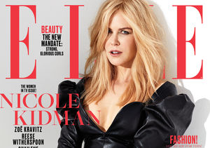 Nicole Kidman Spills on 'Big Little Lies' Sex Scenes in Elle…
