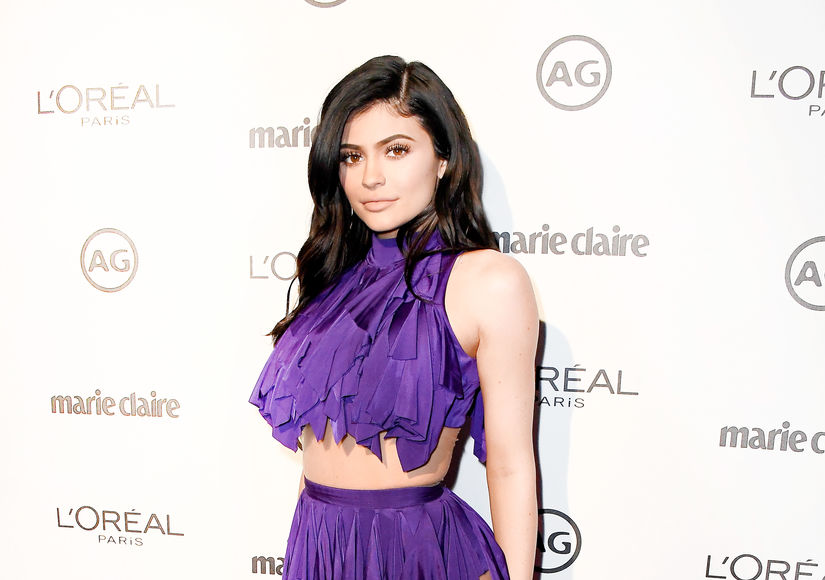 7e2ddf3a93f765 Did Kylie Jenner Accidentally Let It Slip That She's Pregnant with Baby #2?