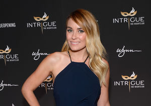 Pic! Lauren Conrad Reveals Her Growing Baby Bump