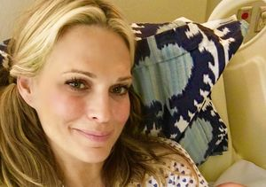 Pic! Molly Sims Welcomes Baby Boy — What's His Name?
