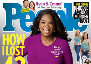 Oprah Winfrey Reveals How She Lost Over 40 Lbs.