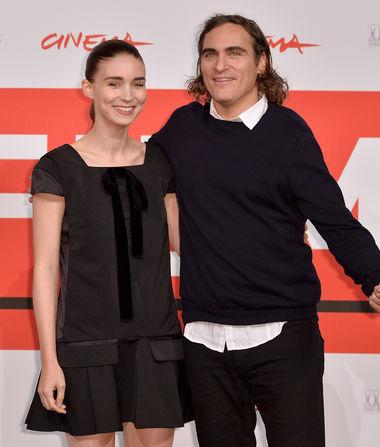 Engaged! Rooney Mara & Joaquin Phoenix Set to Wed