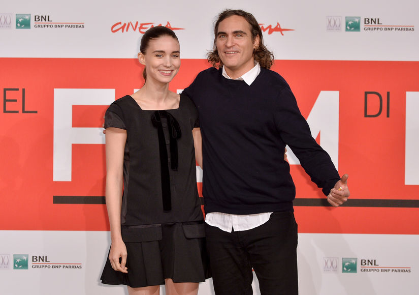 Engaged! Rooney Mara & Joaquin Phoenix Set to Wed