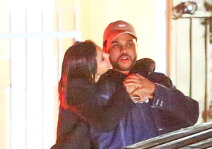 New Couple Alert? Selena Gomez & The Weeknd Caught Kissing