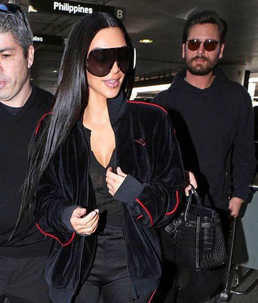 Kim Kardashian Heads to Dubai for Appearance as Paris Heist Suspects Identified