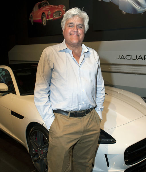 Jay Leno and His Car Collection Get Animated for 'Mickey and the Roadster Racers'