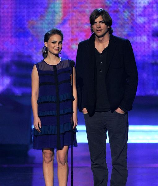 Ashton Kutcher Reacts to Natalie Portman's Surprising Revelation of His Movie…