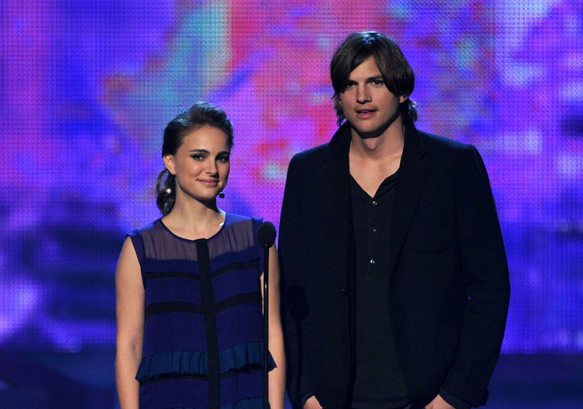 Ashton Kutcher Reacts to Natalie Portman's Surprising Revelation of His Movie…