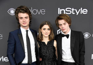 'Stranger Things' Co-Stars Fuel Dating Rumors