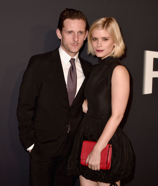 Kate Mara & Jamie Bell Engaged!