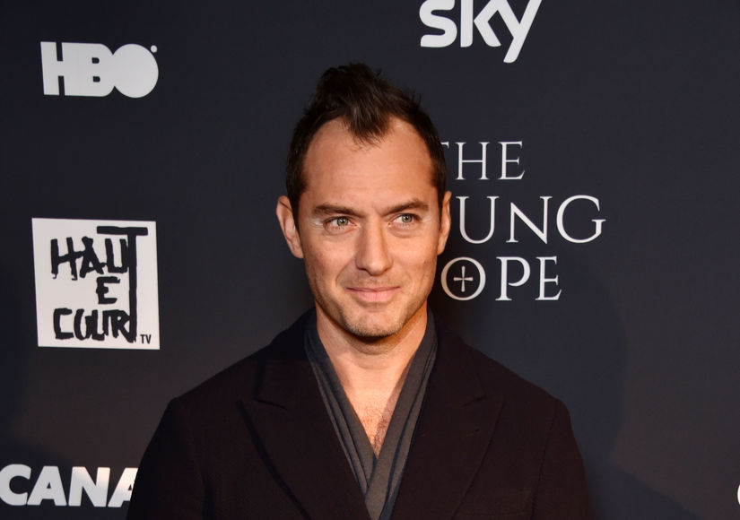 How Jude Law's 'The Young Pope' Character Is Similar to Donald Trump