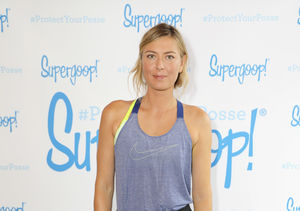 How Maria Sharapova Is Prepping for Her Tennis Comeback