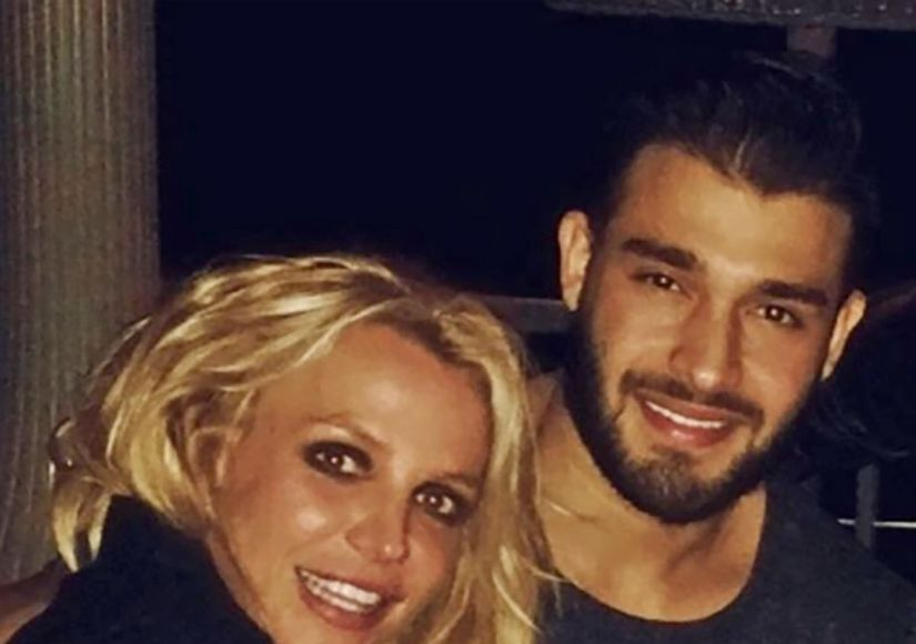 Is Britney Spears in 'Mad Love' with Sam Asghari?