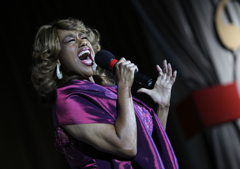 Jennifer Holliday Cancels Trump Inauguration Performance, Cites 'Lapse of Judgment'
