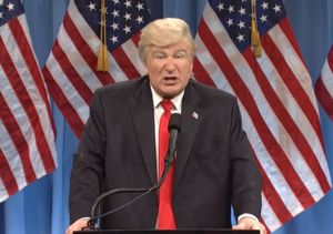 'SNL' Takes on Donald Trump's Press Conference