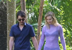 New Couple Alert? Diego Luna & Suki Waterhouse's PDA Weekend in Mexico