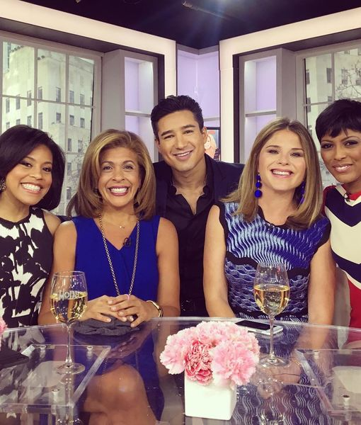 Go Behind the Scenes at 'Today' with Mario Lopez