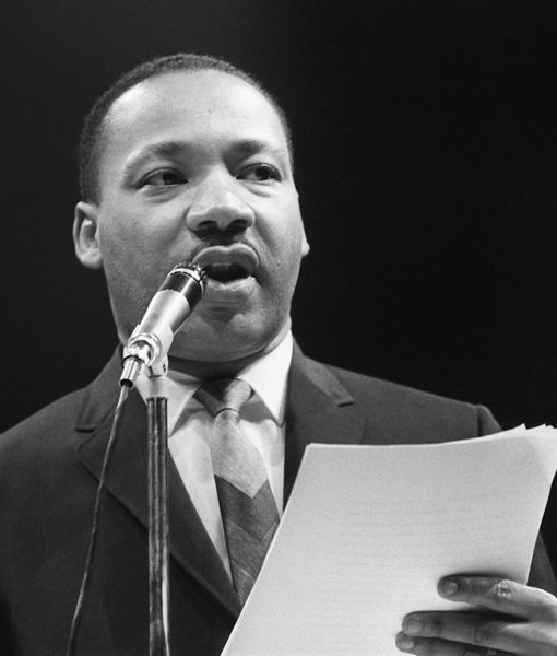 Celebs Honor Martin Luther King Jr. on Social Media