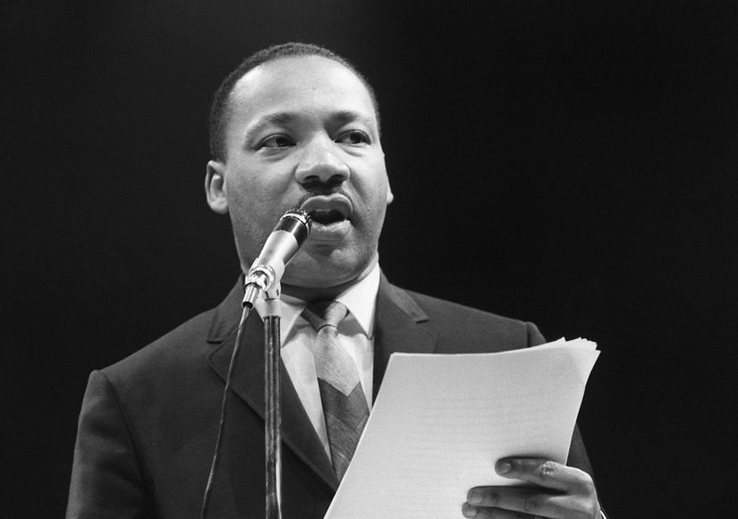 Celebs Pay Tribute to Martin Luther King Jr.