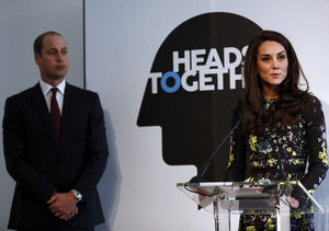 Kate Middleton Gives Public Speech on Mental Health