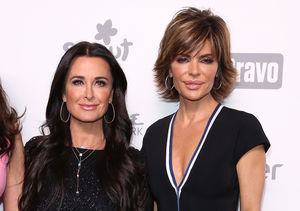 Reality Smackdown! Lisa Rinna Blames Kyle Richards for Kim's Addiction