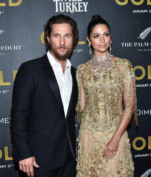 Matthew McConaughey Reveals Why He's Sporting a Beard