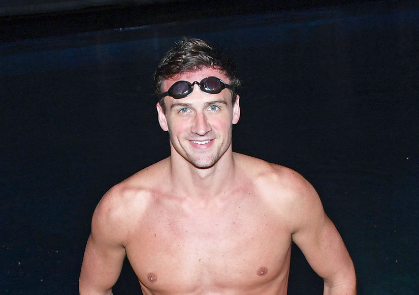 Ryan Lochte Wants 'Little Lochtes Running Around' — Is He Having a Boy or…