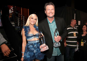 Blake Shelton Gushes Over 'Hottest Girl' Gwen Stefani at the People's…