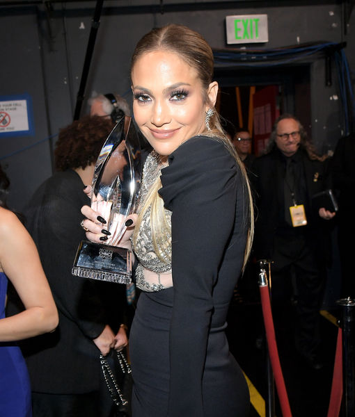 Jennifer Lopez Dishes on Her 'Very Happy' Life